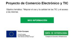 Proyecto Comercio Electrónico y TIC